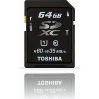Toshiba SD XC Class 10 64GB
