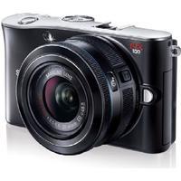 Samsung NX100 + 20-50mm