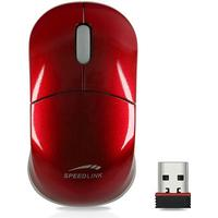 SpeedLink SL-6152-SRD Snappy Wireless Red