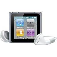 Apple iPod Nano 16GB Charcoal (6th Generation)