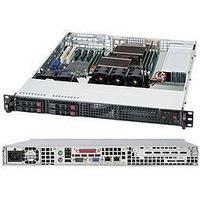 SuperMicro SC111TQ-563CB ServerBlack