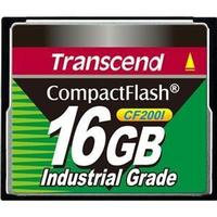 Transcend Industrial Compact Flash 16GB (200x)