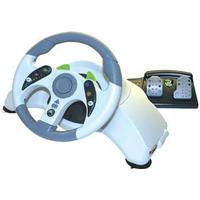 Mad Catz MC2 MicroCON Wheel (Xbox 360)