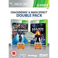 Crackdown & Mass Effect: Double Pack