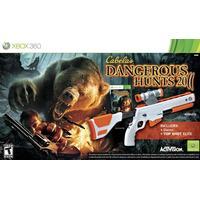 Cabela's Dangerous Hunts 2011 (Incl Rifle)