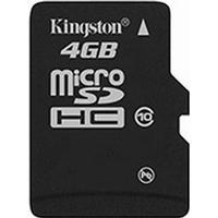 Kingston MicroSDHC Class 10 4GB