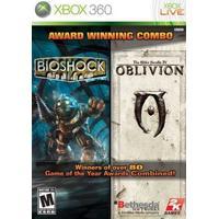 Double Pack: (Oblivion + Bioshock)