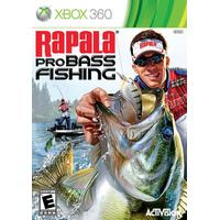 Rapala Pro Bass Fishing (Game & Fishing Rod)