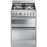 Smeg SUK62MX8 Stainless Steel