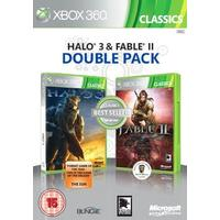 Halo 3 & Fable 2: Double Pack