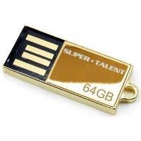 Super Talent Pico C Gold 64GB USB 2.0