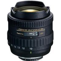 Tokina AT-X 107 AF DX Fish-Eye AF 10-17mm F/3.5-4.5 for Nikon DX