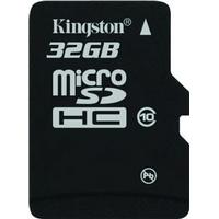 Kingston MicroSDHC Class 10 32GB