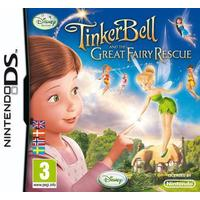 Tingeling: Tinker Bell & the Great Fairy Rescue