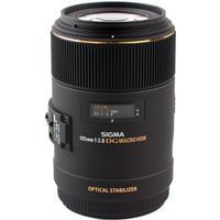 Sigma 105mm F2.8 EX DG OS HSM Macro for Nikon