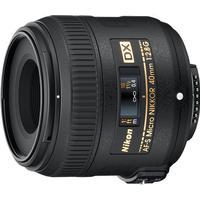 Nikon Nikkor 40mm F/2.8G AF-S DX Micro