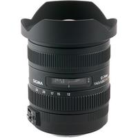 Sigma 12-24mm F4.5-5.6 DG HSM II for Canon