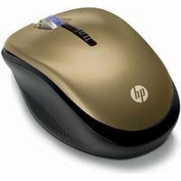 HP LP336AA 2.4GHz Wireless Mobile Butter Gold