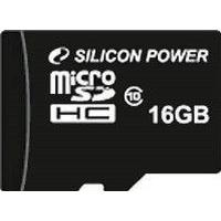 Silicon Power MicroSDHC Class 10 16GB