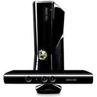 Microsoft Xbox 360 Slim 320GB Kinect