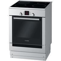 Bosch HCE858451U Rustfrit stål