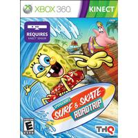 SpongeBob Surf and Skate Roadtrip