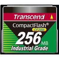 Transcend Industrial Compact Flash 256MB (200x)
