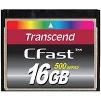Transcend CFast 16GB (500x)