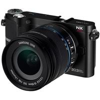 Samsung NX200 + 18-55mm IS
