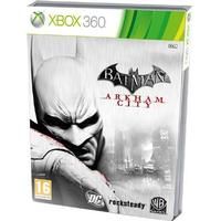 Batman: Arkham City - Steelbook Edition