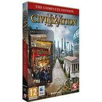 Sid Meier's Civilization 4: The Complete Edition