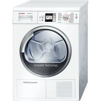 Bosch WTW86563 Weiss