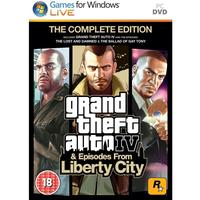 Grand Theft Auto 4: The Complete Edition
