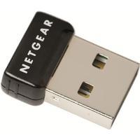 NetGear G54/N150 Wireless USB Micro Adapter (WNA1000M-100PES)
