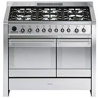 Smeg A2-8 Stainless Steel
