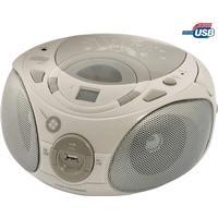 Metronic Radio CD-MP3 Soft
