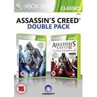 Double Pack: Assassin's Creed 1 & 2