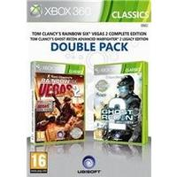 Double Pack (Ghost Recon: Advanced Warfighter 2 + Tom Clancy's Rainbow Six: Vegas 2)