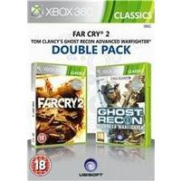 Double Pack (Far Cry 2 + Ghost Recon: Advanced Warfighter)