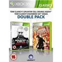Double Pack (Rainbow Six Vegas + Splinter Cell Double Agent)
