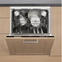 Stoves S600DW Integrated