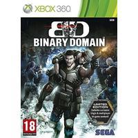 Binary Domain: Limited Edition