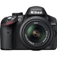 Nikon D3200 + 18-55mm