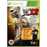 WWE '12 WrestleMania Edition