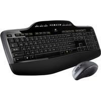 Logitech MK710 Wireless Desktop Tyskt