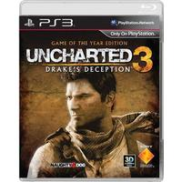Uncharted 3: Drakes Deception - Game Of The Year Edition