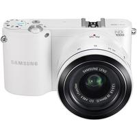 Samsung NX1000 + 20-50mm