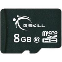 G.Skill MicroSDHC Class 10 8GB