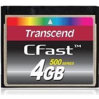 Transcend CFast 4GB (500x)