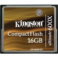 Kingston Compact Flash Ultimate 16GB (600x)
